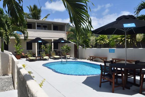 BoligBytte til Cook-øerne,Rarotonga, ,Coral Sands Apartments,Rarotonga Cook Islands,Boligbytte billeder
