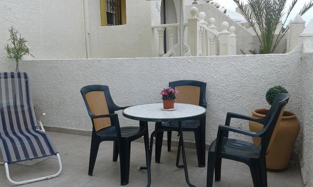 Échange de maison en Espagne,Gran Alacant / Santa Pola, Alicante / Valencia,Bungalow 2 km faraway from a wonderful beach,Echange de maison, photos du bien