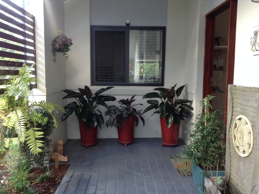 Home exchange in,Australia,Cornubia,Entrance