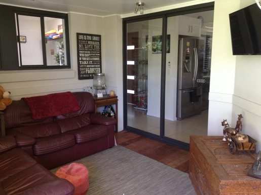 Home exchange in,Australia,Cornubia,There is a TV inside, there is an outside TV area