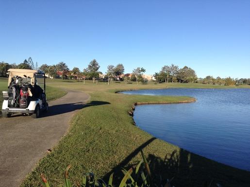 Home exchange in,Australia,Cornubia,Lakes on the Golf Course