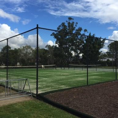 Home exchange in,Australia,Cornubia,Tennis courts within the Estate
