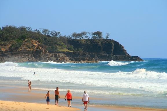 Home exchange in,Australia,Sunshine Beach,Sunshine Bch entry to Noosa Nat Pk 10 mins walk