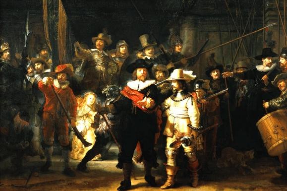BoligBytte til,Netherlands,Houten,Rembrandt - Rijksmuseum