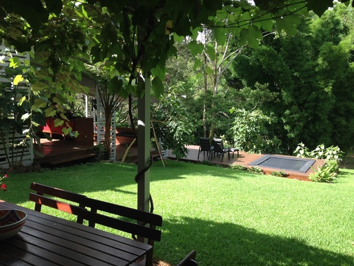 Home exchange in,Australia,BALMORAL RIDGE,Decks and trampoline