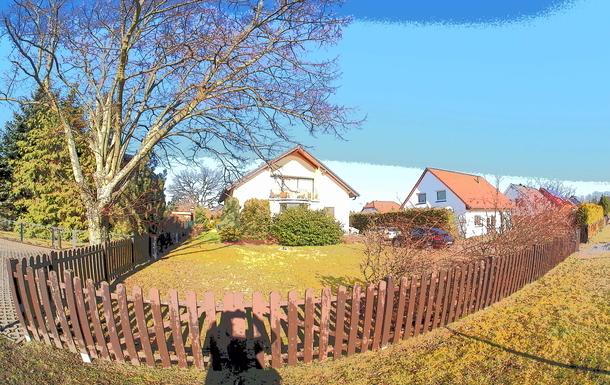 suburbia in Ahrensfelde