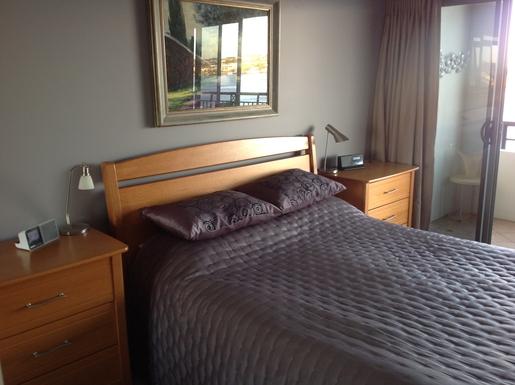 Home exchange in,Australia,Brisbane,Main bedroom