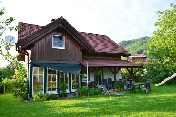 Kodinvaihdon maa Itävalta,Weyregg am Attersee, Oberösterreich,House at the Lake Attersee,Home Exchange Listing Image