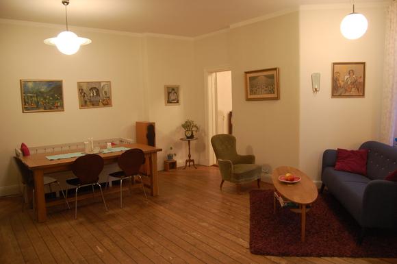BoligBytte til,Sweden,Stockholm, 0k, S,Part of the living room