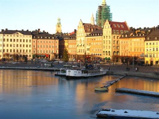 BoligBytte til,Sweden,Stockholm, 0k, S,View of old town