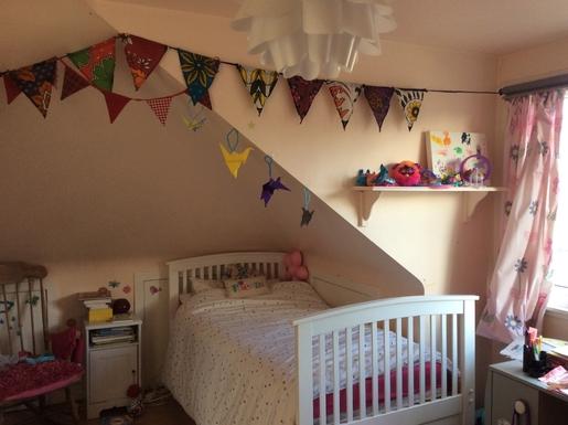 BoligBytte til,United Kingdom,Edinburgh, 2m, S,Fourth bedroom with trundle bed