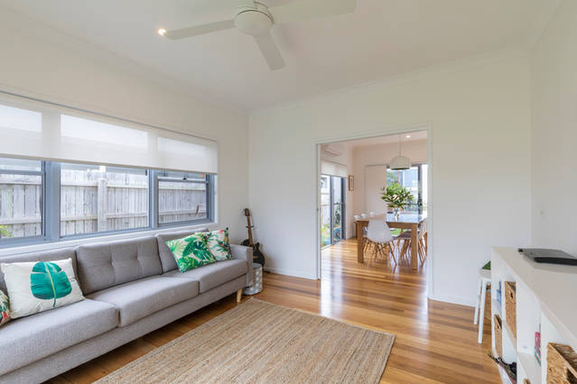 Home exchange in,Australia,MOUNT COOLUM,Second living area with flat screen tv