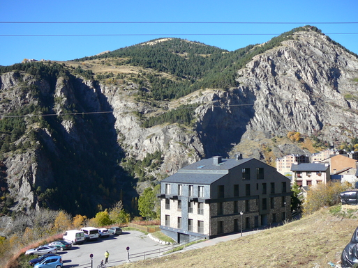 "Home exchange in Andorra,Canillo, Canillo,Modern""attic"" in a small Andorran village,Home Exchange & House Swap Listing Image"