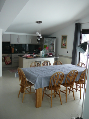 Home exchange in,Andorra,Canillo,Dining and kitchen