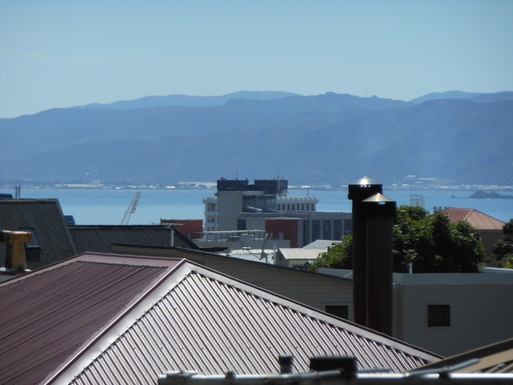 BoligBytte til,New Zealand,Wellington,harbour view