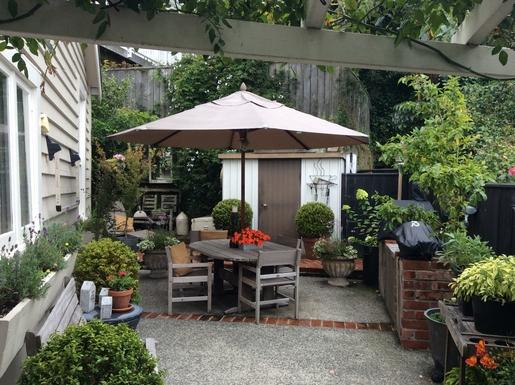 BoligBytte til,New Zealand,Wellington,Courtyard