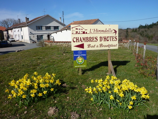 Home exchange in,France,St Mathieu,View of the hamlet