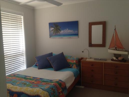 Home exchange in,Australia,Sunshine Coast,Double bedroom. E