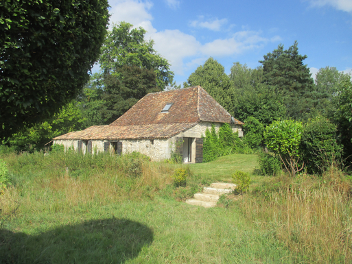 Kodinvaihdon maa Ranska,Saint Germain-et-Mons, Périgord,Stone cottage on secluded estate in Perigord,Home Exchange Listing Image