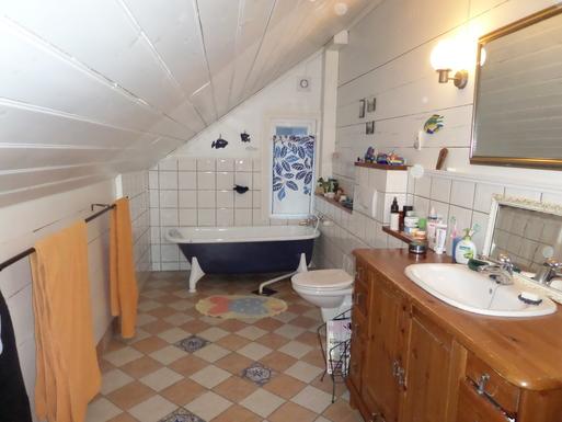 BoligBytte til,Norway,Ulvik,Bathroom upstairs