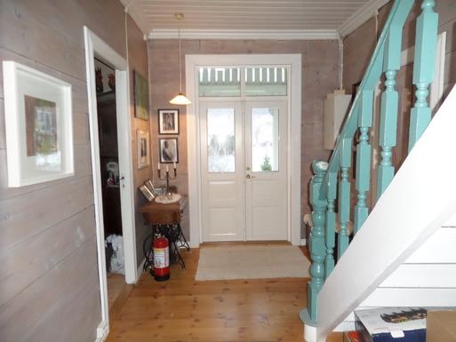BoligBytte til,Norway,Ulvik,Door to the balkony