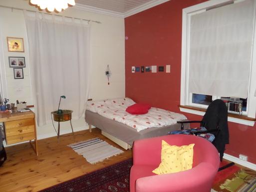 BoligBytte til,Norway,Ulvik,Bedroom downstairs