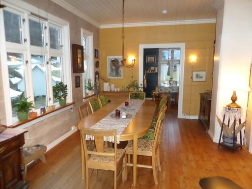 BoligBytte til,Norway,Ulvik,The diningroom