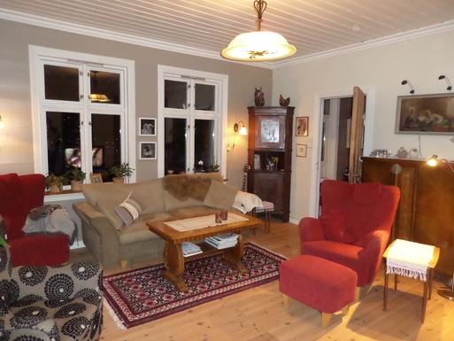 BoligBytte til,Norway,Ulvik,The livingroom