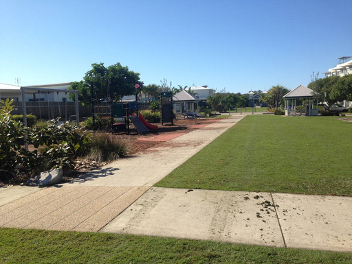 Home exchange in,Australia,MOUNT COOLUM,Playground approx 150m from house
