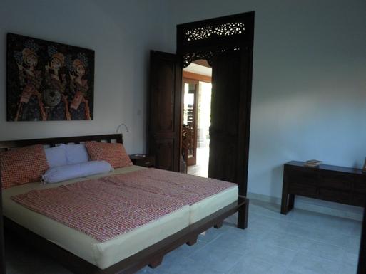 Home exchange in,Indonesia,Legian,Master Bedroom