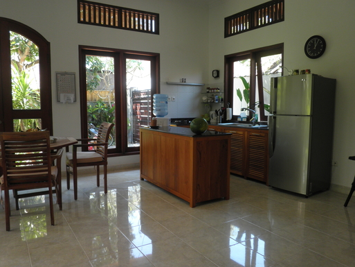 Home exchange in,Indonesia,Legian,The kitchen