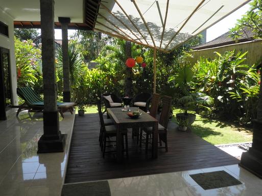 Home exchange in,Indonesia,Legian,The terrace