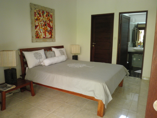 Home exchange in,Indonesia,Legian,Bedroom 2 with bathroom and small room for clothes