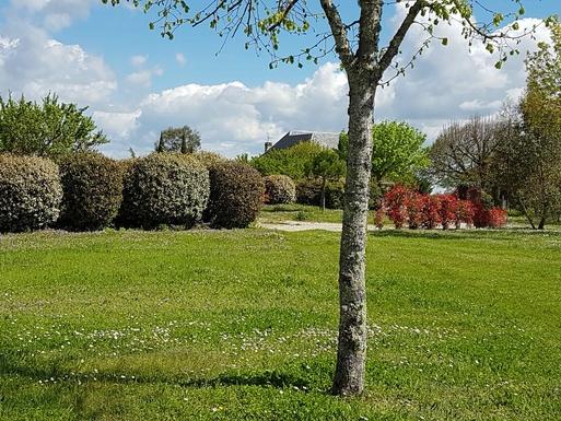 Home exchange in,France,Rocamadour,Garden