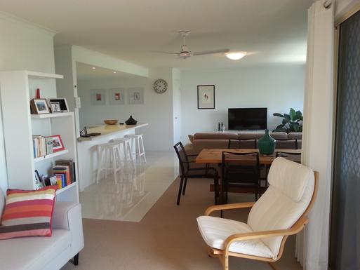 Home exchange in,Australia,MAROOCHYDORE,Living area
