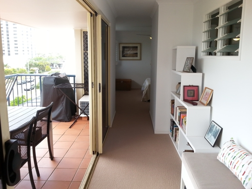 Home exchange in,Australia,MAROOCHYDORE,Upstairs hall