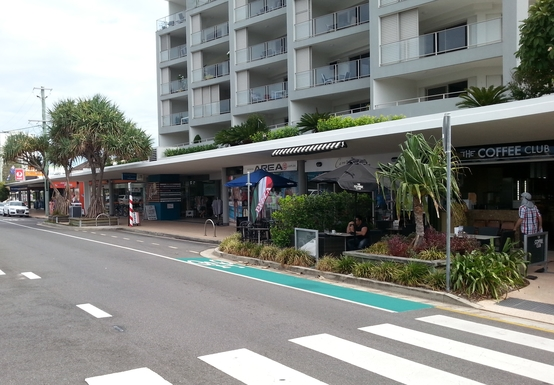 Home exchange in,Australia,MAROOCHYDORE,Cotton Tree local shops