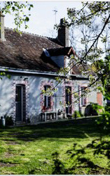 Kodinvaihdon maa Ranska,Crucheray, Centre Val de Loire,Cosy Farmhouse in the Loire Valley,Home Exchange Listing Image