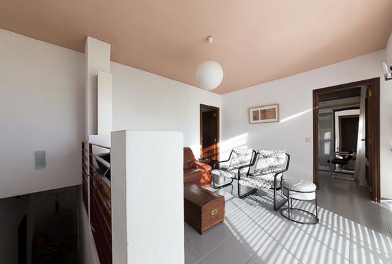 BoligBytte til,Spain,Galindo y Perahuy,Sala de estar planta superior.