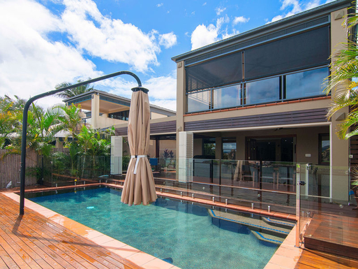 Home exchange in,Australia,Gold Coast,Undercover entertaining area