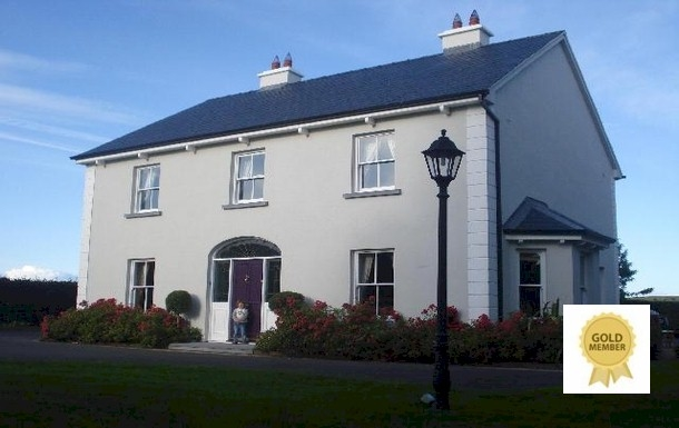 Home exchange in Ireland,Roscommon,, Connacht,Ireland - Roscommon, 7k, W - House (2 floors+,Home Exchange & Home Swap Listing Image