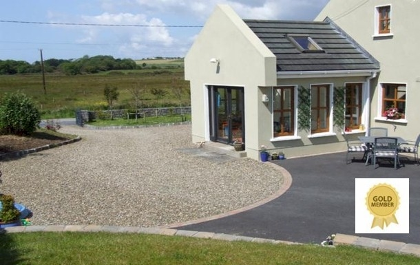 Home exchange in Ireland,Galway 13kmS, Connacht,Cool & calm house -13k S Galway City Ireland,Home Exchange & Home Swap Listing Image