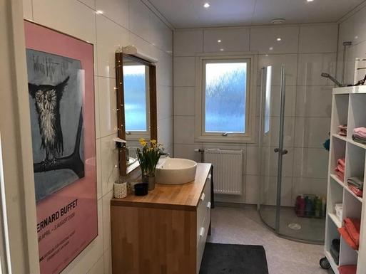 BoligBytte til,Norway,Øyer,The bathroom