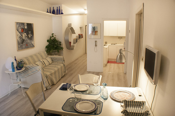 Kodinvaihdon maa Italia,Riccione, Emilia Romagna,Attractive apartment in the center of Italy.,Home Exchange Listing Image