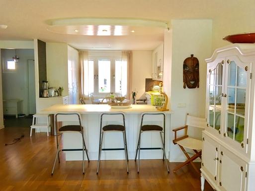 BoligBytte til,Sweden,Stockholm,Open plan livingroom/kitchen