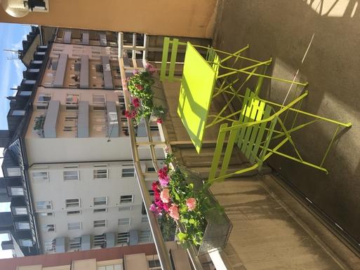 BoligBytte til,Sweden,Stockholm,Common balcony