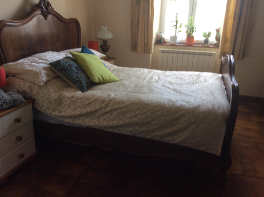 BoligBytte til,France,Oradour Sur Vayres,1st floor bedroom