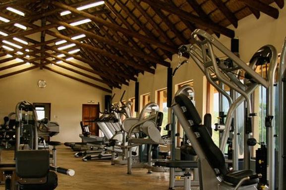 BoligBytte til,South Africa,Hoedspruit,Gym on the estate