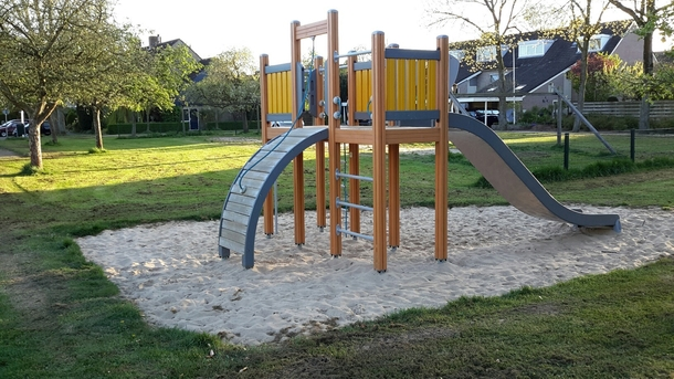 BoligBytte til,Netherlands,Houten,Playground 50 meters from our house.