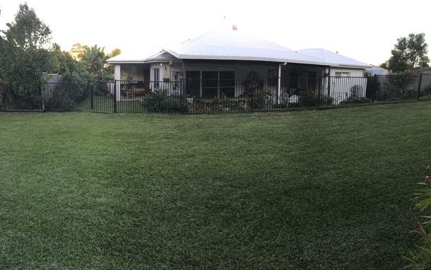 Home exchange in,Australia,POTTSVILLE,Backyard - great for Kubb/Petanque/croquet/cricket